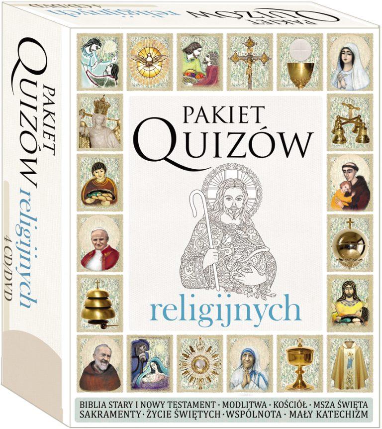 Pakiet Quizów Religijnych gry biblijne