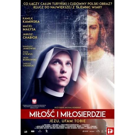 Miłość i Miłosierdzie film religijny DVD