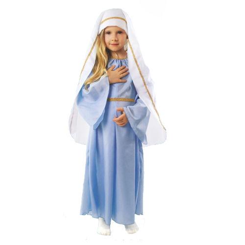 Strój Maryi na Jasełka